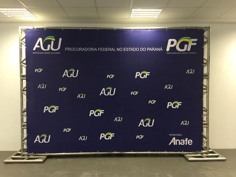 Backdrop em Curitiba